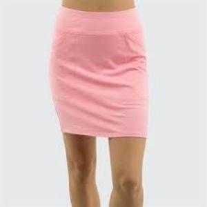 Lacoste Size 14 Tennis Golf Sport Cotton Skirt